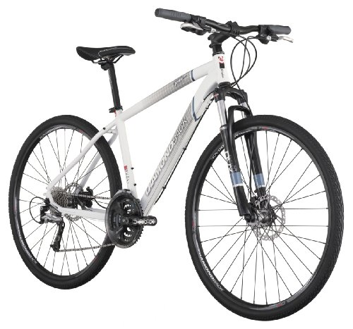 Diamondback 700c Wheels Trace Comp Dual Sport Bike (18-Inch)