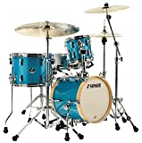 SONOR ドラムキット SSE13MARTINI:TQGS [MARTINI:Turquois Glaxy Sparkle / 14BD・13FT・8TT・12SD]