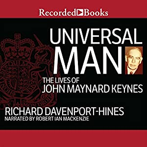 Universal Man Audiobook