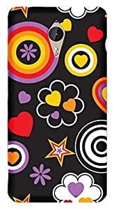 TrilMil Printed Designer Mobile Case Back Cover For Letv Le One 1 Pro X800