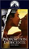 echange, troc Proposition indécente [VHS]