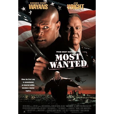 MOST WANTED ORIGINAL MOVIE POSTER Original Poster Print, 27x41