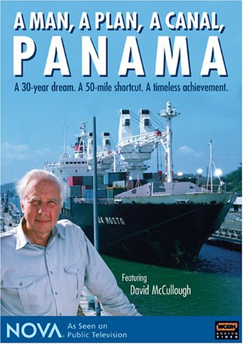 A Man, A Plan, A Canal, Panama [DVD] [Region 1] [US Import] [NTSC]
