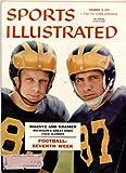 img - for Sports Illustrated Vol. 5 No. 20 (November 12, 1956) Michigan Football book / textbook / text book