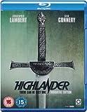 echange, troc Highlander - Special Edition [Blu-ray] [Import anglais]