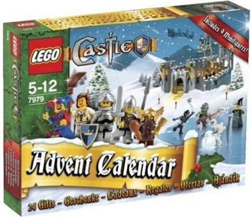 Lego Castle Advent Calendar 7979 NEW / SEALED