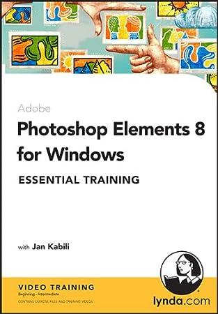 Photoshop Elements 8 For Windows Essential Training