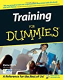 Training For Dummies (0764559850) by Biech, Elaine