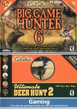 Cabela's Big Game Hunter 6