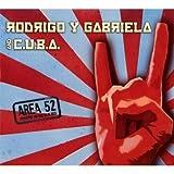 Area 52 [+Bonus Dvd] Rodrigo Y Gabriela & C.U.B.a.