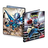 9 Pocket PORTFOLIO POKEMON XY03 FURIOUS FISTS - Holds 180 collectible cards - A4