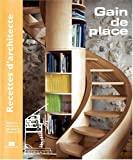 Recettes d'architecte - Gain de place