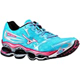 Women's - Mizuno Wave Prophecy 2 - Blue Atoll/Beetroot Purple