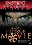 Last Horror Movie  Rated