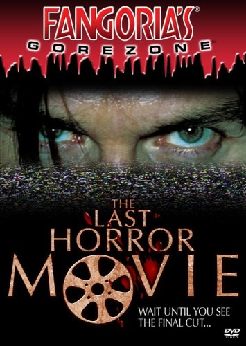 Cover art for  The Last Horror Movie