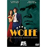 Nero Wolfe - The Complete Second Season ~ Timothy Hutton