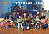 GB eye Ltd, Toy Story 2 Cast, Maxi Poster, (61x91.5cm) FP0741