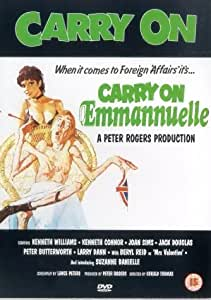 Carry On Emmannuelle [DVD] [1978]
