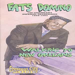 Long Box 4 CD : Walking To New Orleans