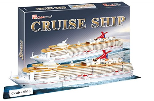 Cruise Ship 3D Puzzle (Cruise Ship Model compare prices)