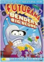 Futurama: Bender's Big Score (Australian Style A) by Unknown 11.00X17.00. Art Poster Print