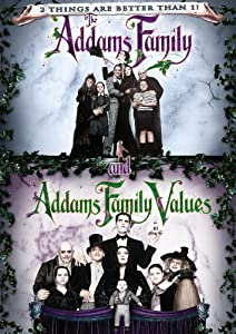 Addams Family / Addams Family Values from Paramount Catalog