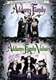 The Addams Family  / Addams Family Values [DVD] [1991]
