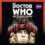 Doctor Who and the Deadly Assassin: A 4th Doctor novelisation (Dr Who Unabridged CD)