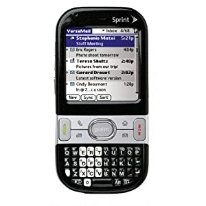 Amazon.com: Palm Centro Phone, Onyx Black (Sprint): Cell