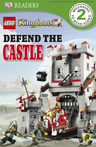 LEGO Kingdoms Defend the Castle (DK READERS)