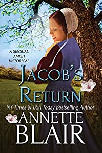 Jacob's Return: A Sensual Amish Historical Romance by Annette Blair ebook deal