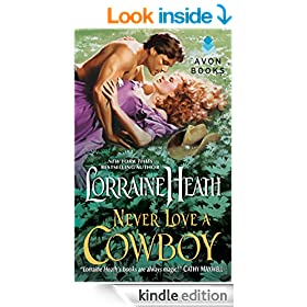Never Love a Cowboy (Rogues in Texas)