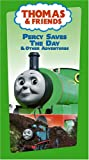 Thomas & Friends: Percy Saves the Day [VHS]