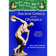 Magic Tree House Research Guide: Ancient Greece and the Olympics (A Stepping Stone Book(TM))