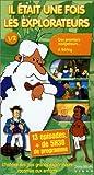 echange, troc Il était une fois... Les Explorateurs - Vol.1&2 [VHS]