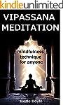 Vipassana meditation: mindfulness tec...