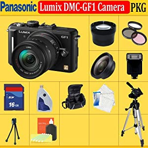 Panasonic Lumix DMC-GF1 Digital Camera