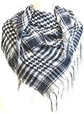 Checkered Shemagh - Arab Scarf / Kafiya