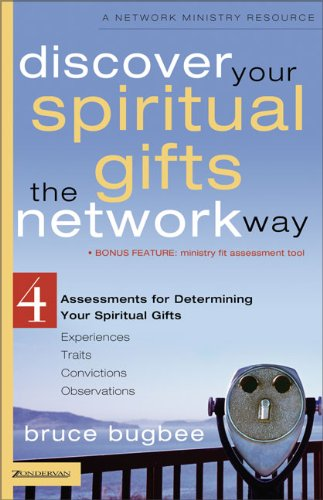 Discover Your Spiritual Gifts the Network Way310257468