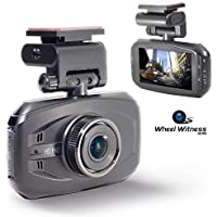 WheelWitness 2K HD Pro Dash Cam with GPS & 16GB microSD Card + $10 Gift Card