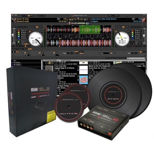 Rane SL 2 for Serato Scratch Live