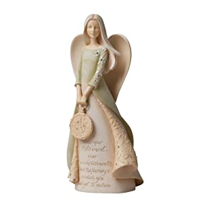 Enesco Foundations Retirement Angel Figurine