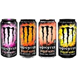 Monster Rehab Variety - 24/15.5oz Cans