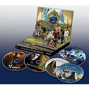 Das Panoptikum des Terry Gilliam (Blu-Ray) [Import allemand]