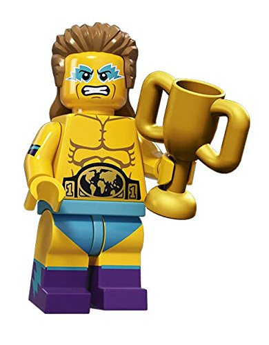 LEGO-Series-15-Collectible-Minifigure-71011-Wrestling-Champion