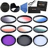 Objektiv Filterset 52mm K&F Concept® 52mm Slim UV CPL FLD