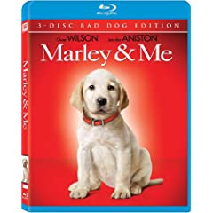 Marley And Me (3-disc Bad Dog Edition) [Blu-ray]
