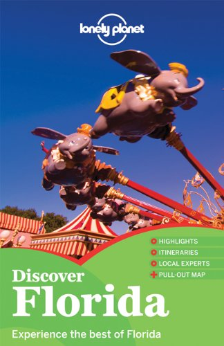 Lonely Planet Discover Florida (Regional Guide)