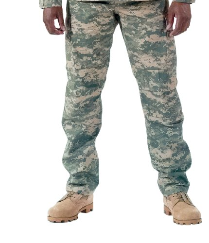 Ultra Force BDU Pant - Acu Digital