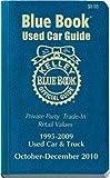 Kelley Blue Book Used Car Guide, October-December 2010